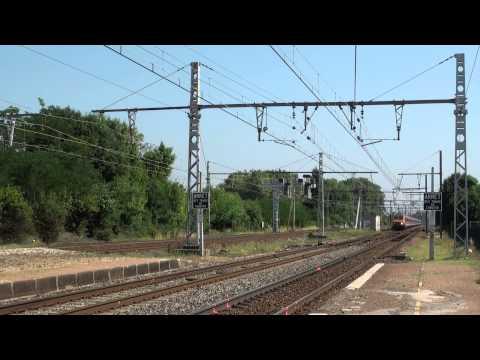 La 26053 emmène sur Perpignan le Train Spécial 27404
