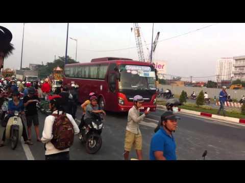 Đại Hội Đua Xe Sài Gòn - Q,BT 8/12/2013