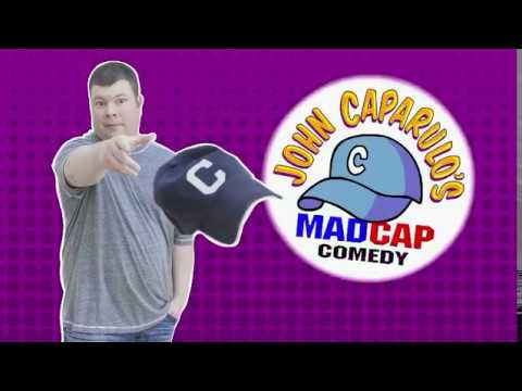 John Caparulo's Mad Cap Comedy at Harrah's Las Vegas