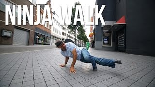How to Breakdance | Ninja Walk | Storm (Battle Squad, Germany)