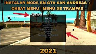 Como Instalar Cleo Mods En GTA San Andreas PC 2019 + Cheat Menu | Menú De Trampas En Español