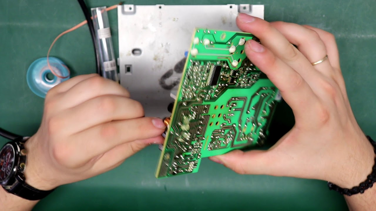 Fujitsu Monitor Power supply l9za repair - Επισκευή Τροφοδοτικού