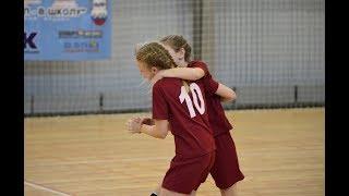 Матч за 1-е место. «Мини-футбол – в школу» 2006-2007 гг.р. (девочки)