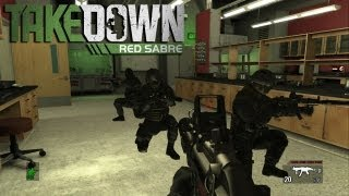 Takedown: Red Sabre (PC) Gameplay & Impressions