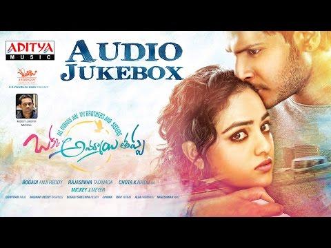 Okka Ammayi Thappa Full Songs    Jukebox    Sundeep Kishan, Nithya Menen, Mickey J Meyer