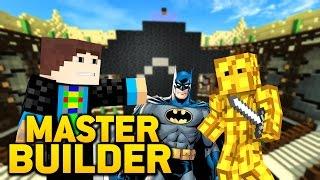 MY EYES ARE BLEEDING - Minecraft: Master Builder