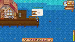 How to get ANCHOVY fish - Stardew Valley