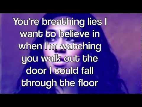 Rebecca Ferguson Backtrack lyrics