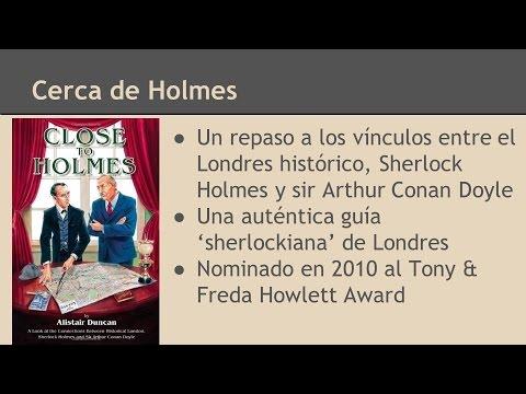 CERCA DE HOLMES (ENTREVISTA CON ALISTAIR DUNCAN)