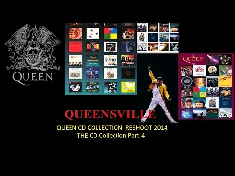 Queen CD Collection Part 4