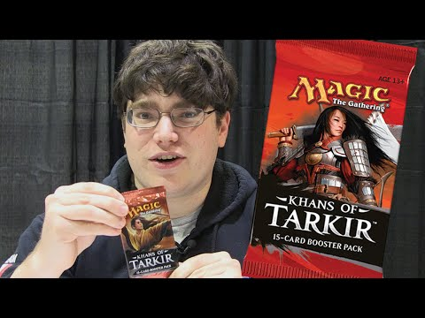 Khans of Tarkir Crack-A-Pack wit Alexander Hayne