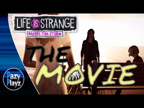 LIFE IS STRANGE: BEFORE THE STORM (FULL MOVIE) // ALL EPISODES