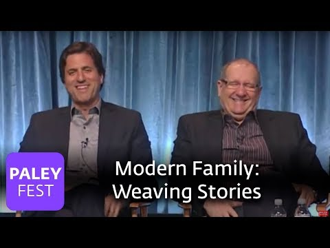 Modern Family - Steven Levitan on Weaving Stories - YouTube