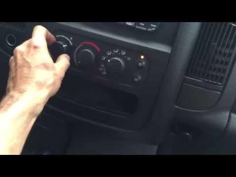 2001 Dodge Ram Fan Blower Motor Fixed It Doovi