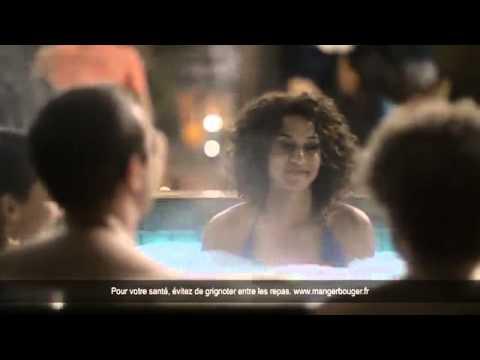 Vidéo Voix pub pour Mentos