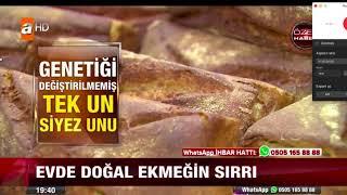 ATV haberde siyez ekmeği tarifi