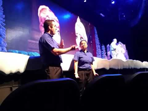 Sign Language Interpreters - For the First Time in Forever: A Frozen Sing-Along Celebration