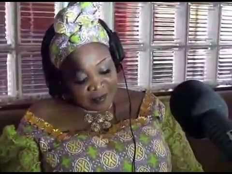 Shocking News - Fela Anikulapo's Wife Speaks Out [VIDEO]: Fela Use Juju to make his Sperm Watery