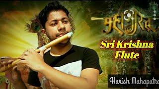 Sri Krishna Flute   Harish Mahapatra   1 Minute Flute Rendition