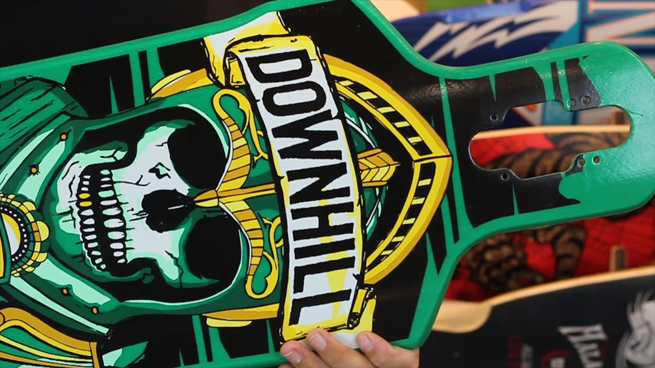 sector 9 gauntlet 40quot downhill division longboard deck