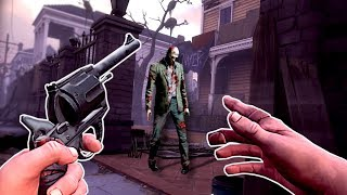 SNEAKING INTO A SURVIVOR BASE! - The Walking Dead Saints and Sinners Gameplay