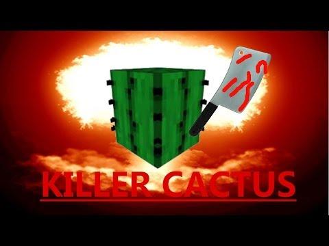 Killer Cactus | Minecraft Machinima
