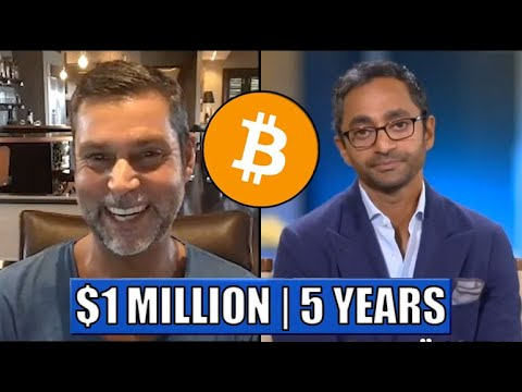 Bitcoin To $1 Million In 5 Years! This Millionaire \u0026 This Billionaire BOTH Getting VERY BULLISH!
