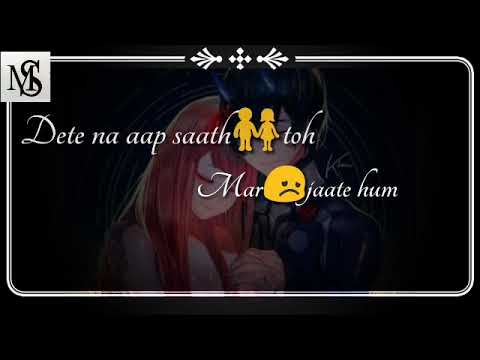 Download Jo tum ko ho pasand wahi baat karege status song for whatsapp status