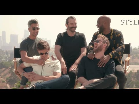 Sunday Times Style with Queer Eye