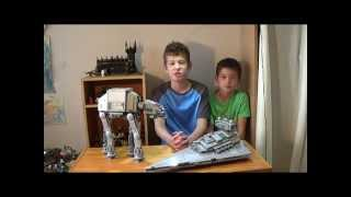 Lego Star Wars Imperial Assault Carrier Teaser - Brick Boys Lego Show