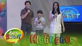 Goin' Bulilit: Sharlene and Nash share tips how not to graduate