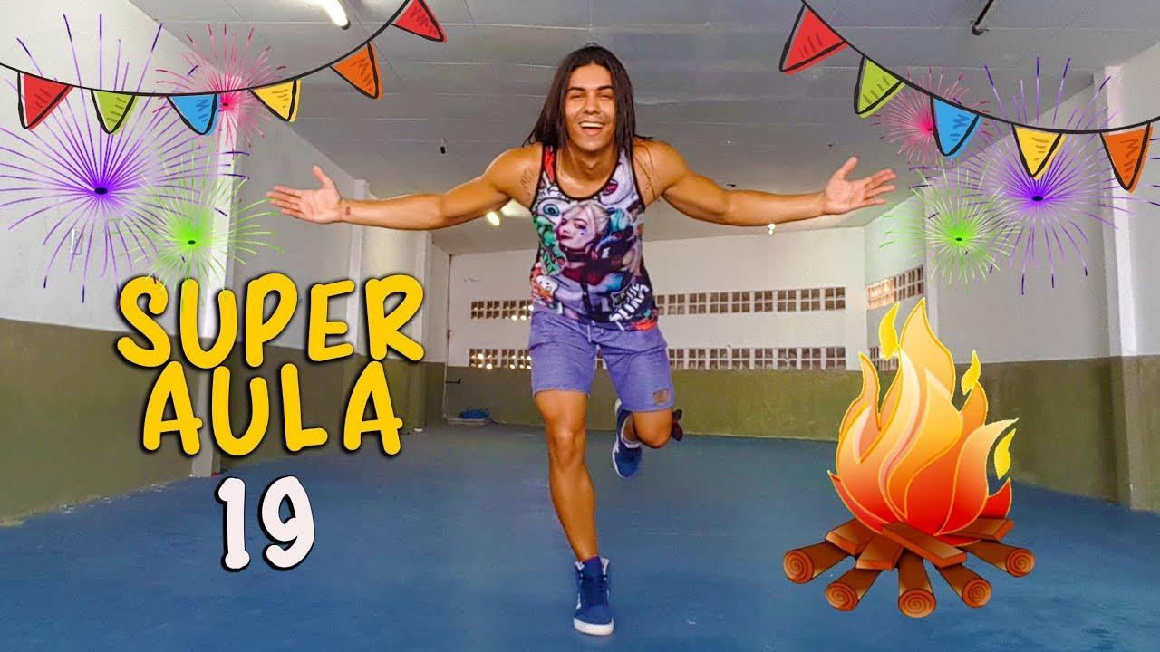 Super Aula 19 30 Minutos De Ritmos Forro Professor Irtylo