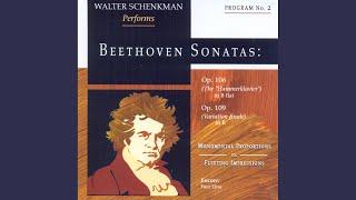 Sonata N. 30 in E Major, Op. 109: I. Vivace, ma non troppo - Adagio espressivo