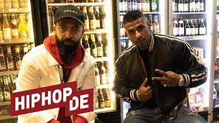 "Majoe im Späti-Talk: Kreuzbandriss, ""International Gangstas"", Studio & ""Frontal"" (Interview) #waslos"