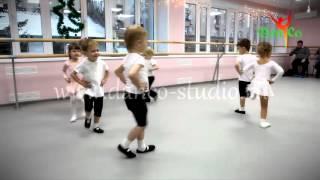 Открытый урок. Группа Общей хореографии (3-4 года)