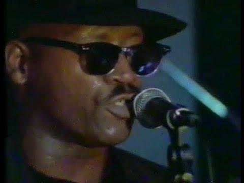 Taj Mahal Live at Ronnie Scott 1988