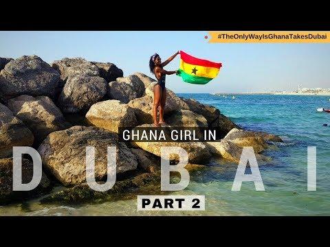 Living My Best Life | Ghana Girl In Dubai VLOG Part 2