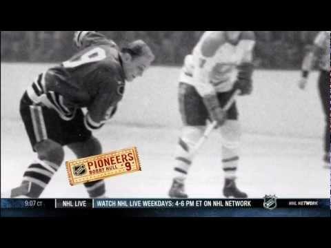 Legends of Hockey - Bobby Hull