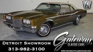 1971 Pontiac Catalina - Gateway Classic Cars of Detroit #1409