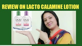 Review on LACTO CALAMINE LOTION