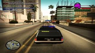 "SAPD - Operation ""LSPD Organized Patrol"" (Episode 001)"