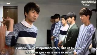 """смешной отрывок из дорамы """"Кто ты? школа 2015"""""""