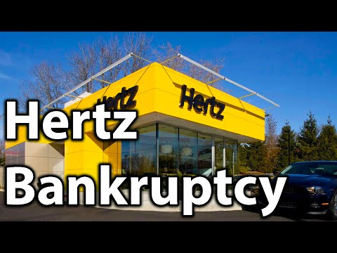 Hertz Files For Bankruptcy As Outbreak Debt Take Toll