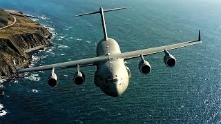Boeing C-17 Globemaster • In The Wind