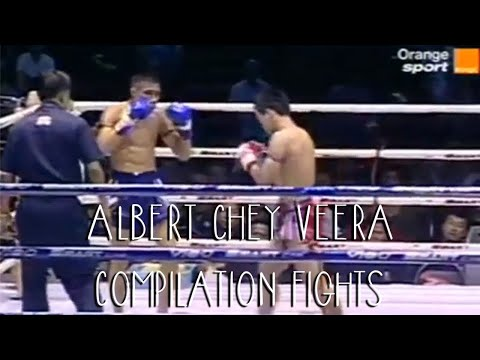 Highlights 2011 Albert Chey Veera Muay Thai Champion