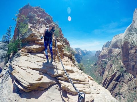 Extreme Hiking | Angels Landing | Zion National Park