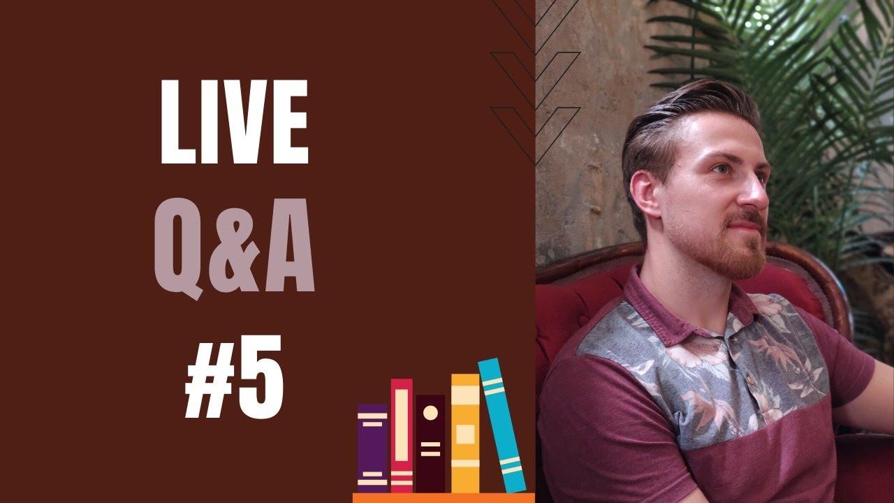 Q&A - pytania i odpowiedzi #5