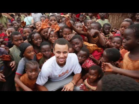 Stephen Curry: #CallYourShot to Beat Malaria!