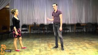 Гоша и Юля в Туле, 1 урок - музыкальность (буги-вуги)