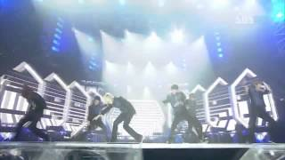 Video B2ST - Bad girl   Mistery Remix ver   100131 sbs 인기가요 download MP3, 3GP, MP4, WEBM, AVI, FLV Agustus 2018
